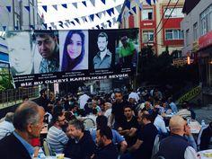 İftar proğramlarında Ülkücü Şehit ve Gaziler unutulmadı | Haberhan Siyasi Güncel Haber Sitesi