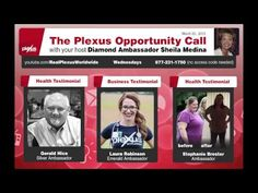 Plexus Opportunity Call | March 25th, 2015