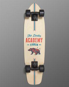 "Dudes Cruiser ""Viandardes"" by Skateboard Shop, Skateboard Decks, Mc Bess, Cruiser Skateboards, Skate Art, Skate Decks, Local Parks, Longboarding, Deck Design"
