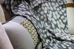 plaid in lana Merinos - Mandello - designRAINER