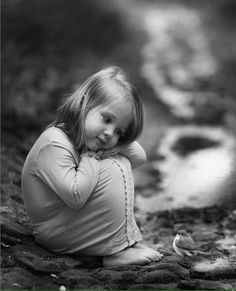 Russian photographer, Elena Karneeva, takes astonishing photos of children. Take a look at this wonderful Elena's children photography. Precious Children, Beautiful Children, Cute Photos, Cute Pictures, Cute Baby Wallpaper, Cute Kids Photography, Black And White Pictures, Black And White Photography, Cute Wallpapers