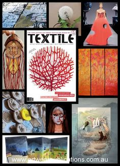 Even though Textile Fibre Forum issue 124 is not due out until December, you can go online on our website and purchase your copy in advance!