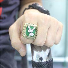Custom 1980 Philadelphia Eagles National Football Championship Ring