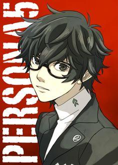P5 protagonist