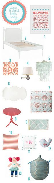 aqua-coral by hollanddina, via Flickr