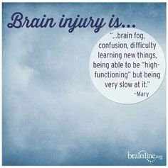 March is Brain Injury awareness month. Take a moment to check in with your friend and/or family member who is recovering from a TBI. Every effort to connect helps narrow the gap between isolation and involvement. Brain Injury Recovery, Brain Injury Awareness, Epilepsy Awareness, Tramatic Brain Injury, Injury Quotes, Post Concussion Syndrome, Brain Aneurysm, Brain Fog, After Life
