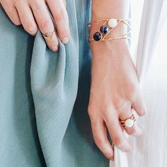 Today's Favorite // The Opposite Attract Cuff ✨ Link in profile