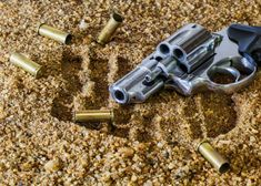 Counter to a lot of public opinion, having a mental illness does not necessarily make a person more likely to commit gun violence. According to a new study, a better indicator of gun violence was access to firearms. Crime Fiction, Fiction Writing, Crime Books, Laurent Fabius, Prison, Trailer Park, Violent Crime, Shooting Range, Open Fires