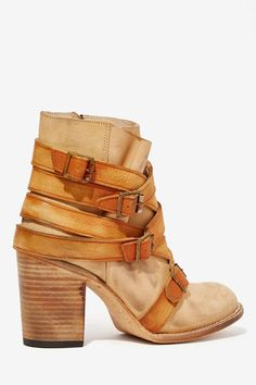 Freebird by Steven Hustle Leather Boot   Shop What's New at Nasty Gal