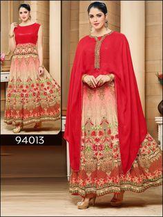 Anarkali Salwar Indian Designer Kameez Pakistani Ethnic Suit Dress Bollywood New #TanishiFashion #CropTop
