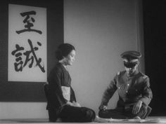 Playwright and novelist Yukio Mishima foreshadowed his own violent suicide with this ravishing short feature, his only foray into filmmaking, yet made with the expressiveness and confidence of a true cinema artist. All prints of Patriotism (Yukoku), which depicts the seppuku of a army officer, were destroyed after Mishima's death in 1970, though the negative was saved, and the film resurfaced thirty-five years later. New viewers will be stunned at the depth and clarity of Mishima's vision ~