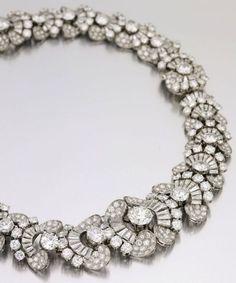 Vintage 1954 Bulgari necklace