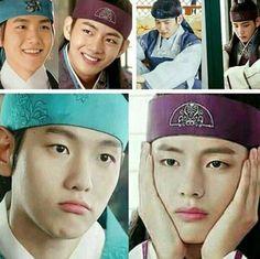 Baekhyun & V 👀 any comments? Owner weareoneexo exo exol exols kai suho sehun baekhyun chanyeol chen do lay xiumin jungkook bts Credit : owner exok kpoplfl aeris kpop kpopexo kpopfff armyl army kpoplike vbts exoaeri aeris kimtaehyung Taehyung And Baekhyun, Exo Bts, Kpop Exo, Bts And Exo, Suho, Hwarang Taehyung, Baekhyun Scarlet Heart, Scarlet Heart Ryeo, Kpop Memes