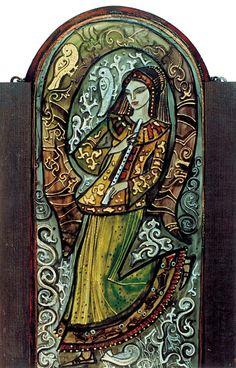Julia, Stained Glass, Tiffany, Creativity, David, Paintings, Inspiration, Beautiful, Beauty