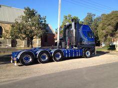 Mega Trucker Heavy Haulage Australia Volvo