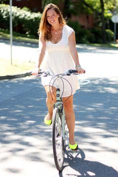vancouver style blog, vancouver fashion blog, alexandra grant, vancouver style, to vogue or bust, alexandra grant blogger, oneill dress, oneill bikini, oneill swimwear, tieks flats, brooklyn designs jewelry, kv bijou jewelry, keltie leanne designs jewelry, summer style, swimwear, bike chic, bike style, girl on bike, canadian fashion, Trek bike Style. Beauty. Grace. | handsome guys picture girls designer swimwear
