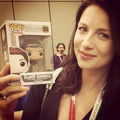 Another one of Cait from Outlander Instagram
