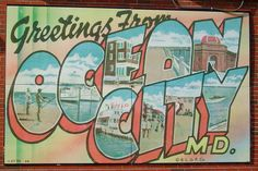 Ocean City, Maryland !
