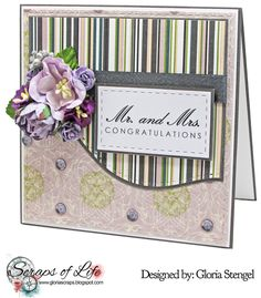 Scraps of Life - for Graciellie Designs.