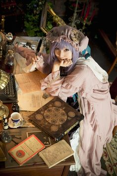Touhou Cosplay, Shit Happens
