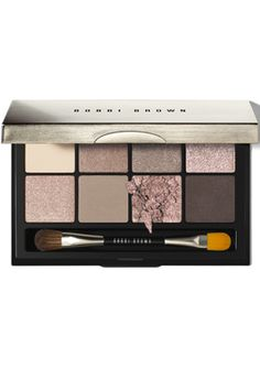 Desert Twilight Eye Palette from Bobbi Brown - this is my new favorite eye shadow set. Neutral with lots of options. Great for travel too.