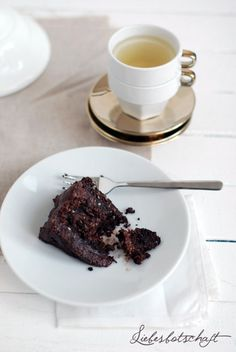 Heute gibt es ein großartiges süßes Rezept von Jil - eins zum Genießen und euch selbst verwöhnen - diesmal ganz ohne Zucker. Liebesgr...