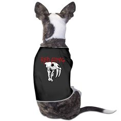 Band Red Fang Logo With Skull 2016 Dog Coats ** New and awesome dog product awaits you, Read it now  : Dog Cold Weather Coats