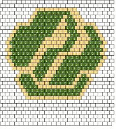 The Bead Kitchen: girl scout emblem
