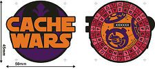 2016 May the 4th Cache Wars Geocaching Geo Coin