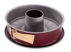 Dr. Oetker Baking Pleasure Springform Cake Tin with Tube Base 28 cm >> Trust me, this is great! : Baking pans