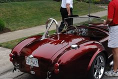 Candy Paint On A Cobra - Page 2 - FFCars.com : Factory Five Racing Discussion Forum