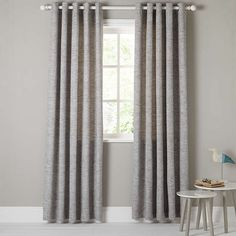 BuyJohn Lewis Boucle Texture Lined Eyelet Curtains Grey W228 X Drop 228cm Online At Living Room CurtainsJohn