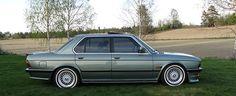 BMW E28 - Whitewalls