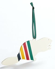 HUDSON'S BAY COMPANY COLLECTION Whigby Beaver Ornament