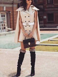 Cape Designs, Blazer Dress, Dress Casual, Workwear, Pattern Fashion, Sleeve Styles, Double Breasted, Shop Now, Mini