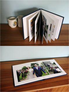 Stunning fine art wedding albums, Rebecca prigmore Photography
