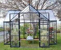 Victory Orangery – Garden Chalet - World of Greenhouses - 4