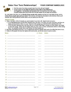 Employee SelfEvaluation Questionnaire  Work Ideas