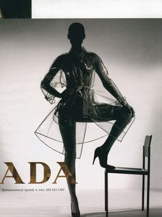 Prada - Amber Valletta - 2002FW - ad  campaign -  fashion ads