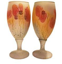 Love Fever Tulip Glass _ Set of 2
