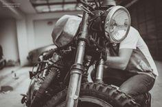 Honda Cb 400, Motorcycle, Motorcycles, Motorbikes, Choppers