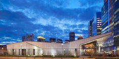 Hacin + Associates' District Hall is the centerpiece of Boston's new Innovation District. (Bruce Martin)