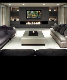 49 Amazing Modern Apartment Living Room Design Ideas Awesome 49 Amazing Modern A Minimalist Living Room Amazing Apartment Awesome Design Ideas Living modern Room Glam Living Room, Elegant Living Room, New Living Room, Living Room Modern, Home And Living, Living Room Decor, Small Living, Cozy Living, Living Area
