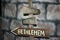 Hope Family Life Ministry » A Night in Bethlehem, 2011