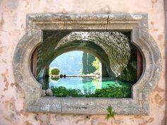 Garden Alfabia,Mallorca,Spain