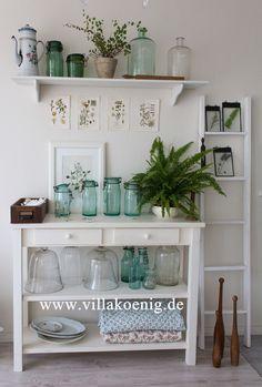 Villa König: Botanik im Wohnzimmer und ein paar Infos