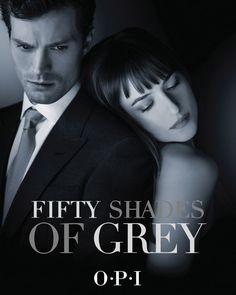 OPI et Fifty Shade of grey, ça promet !