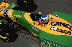 Michael Schumacher  Benetton - Ford 1993