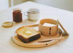 English Breakfast Tea, Sunday Breakfast, The Breakfast Club, Dessert Drinks, Desserts, Bakery Cafe, Recipe Of The Day, Food Design, The Best