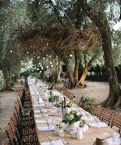 Centros de mesa para tu boda campestre